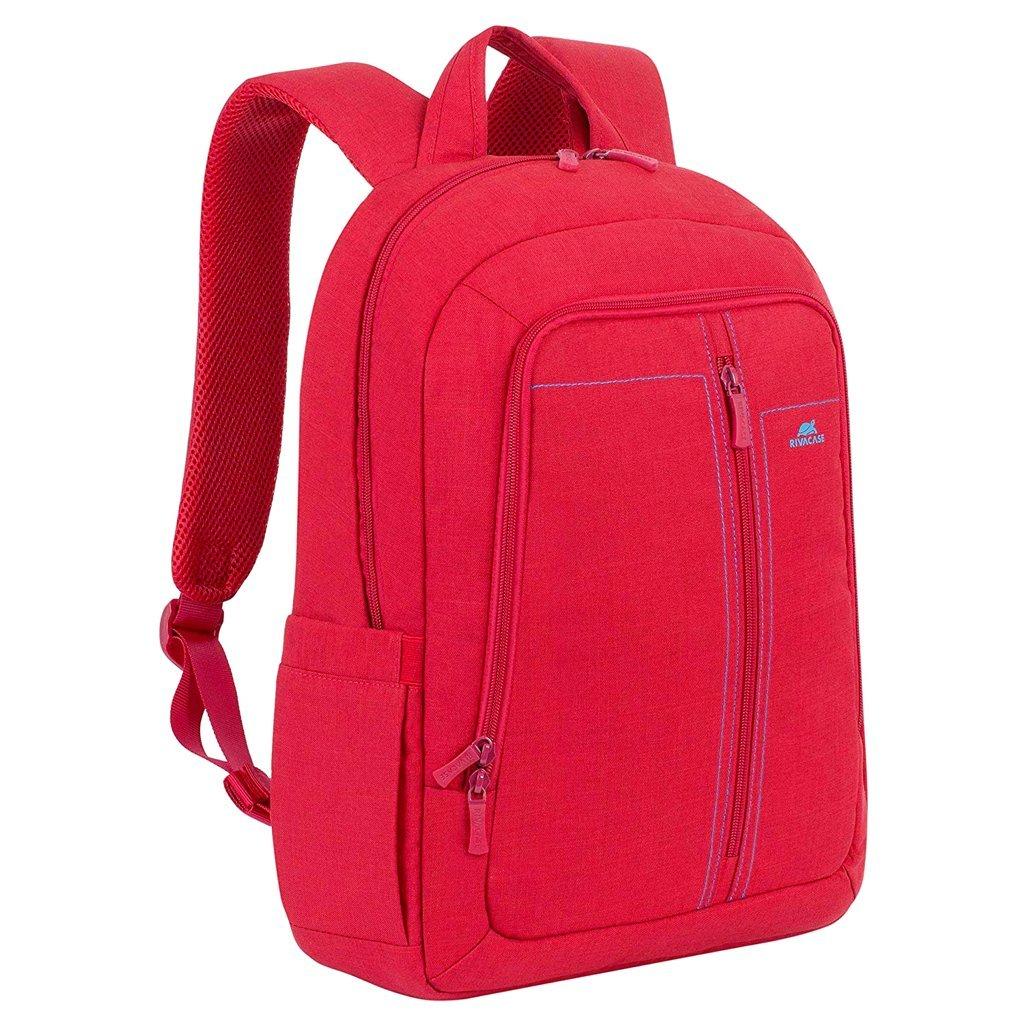 Plecak na laptop 15,6 cala Rivacase Alpendorf 7560 czerwony