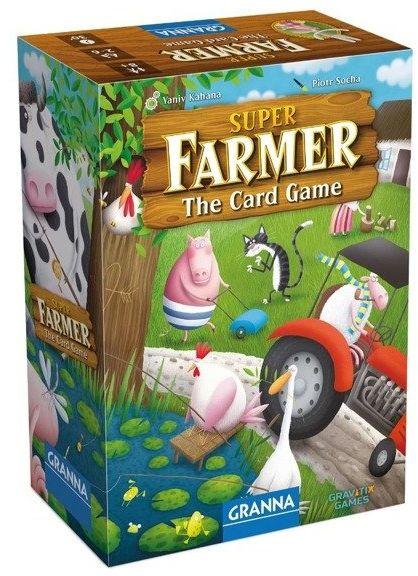 Superfarmer Card Game GRANNA
