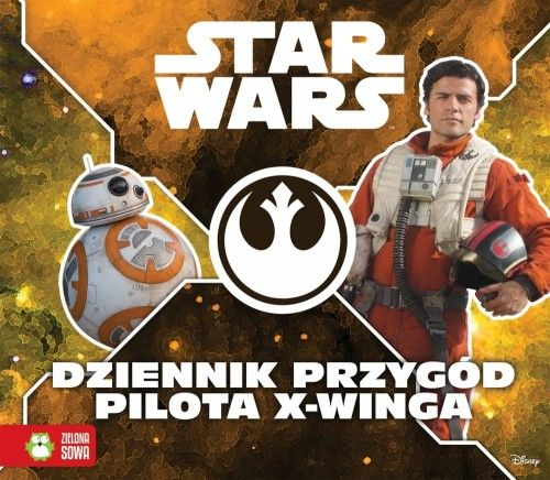 Star Wars Dziennik przygód pilota X-Winga