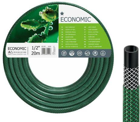 Wąż ogrodowy 1/2 50m 3-warstwowy CELLFAST ECONOMIC 10-003