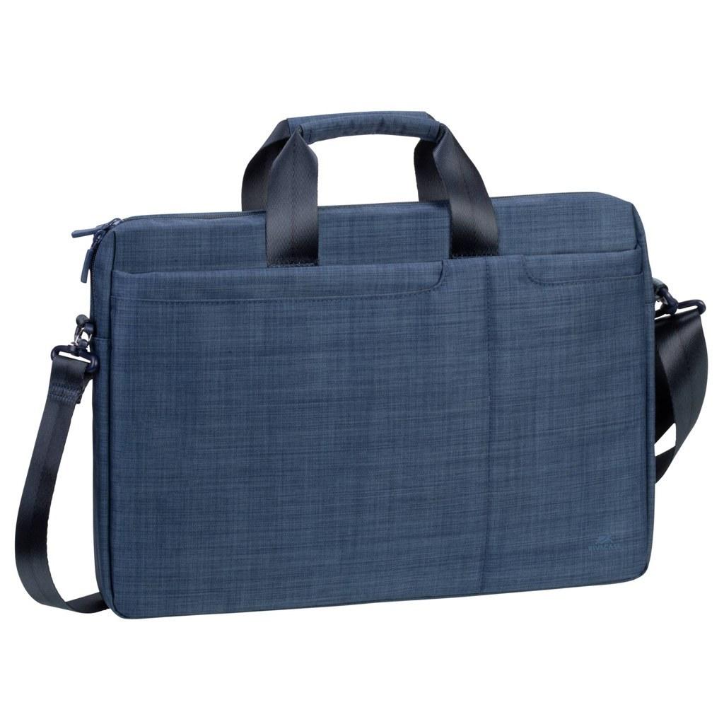 Torba na laptop 15,6 cali Rivacase Biscayne 8335 niebieska