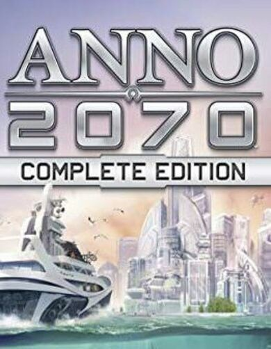 Anno 2070 - Complete Edition PL (Digital - klucz Uplay)
