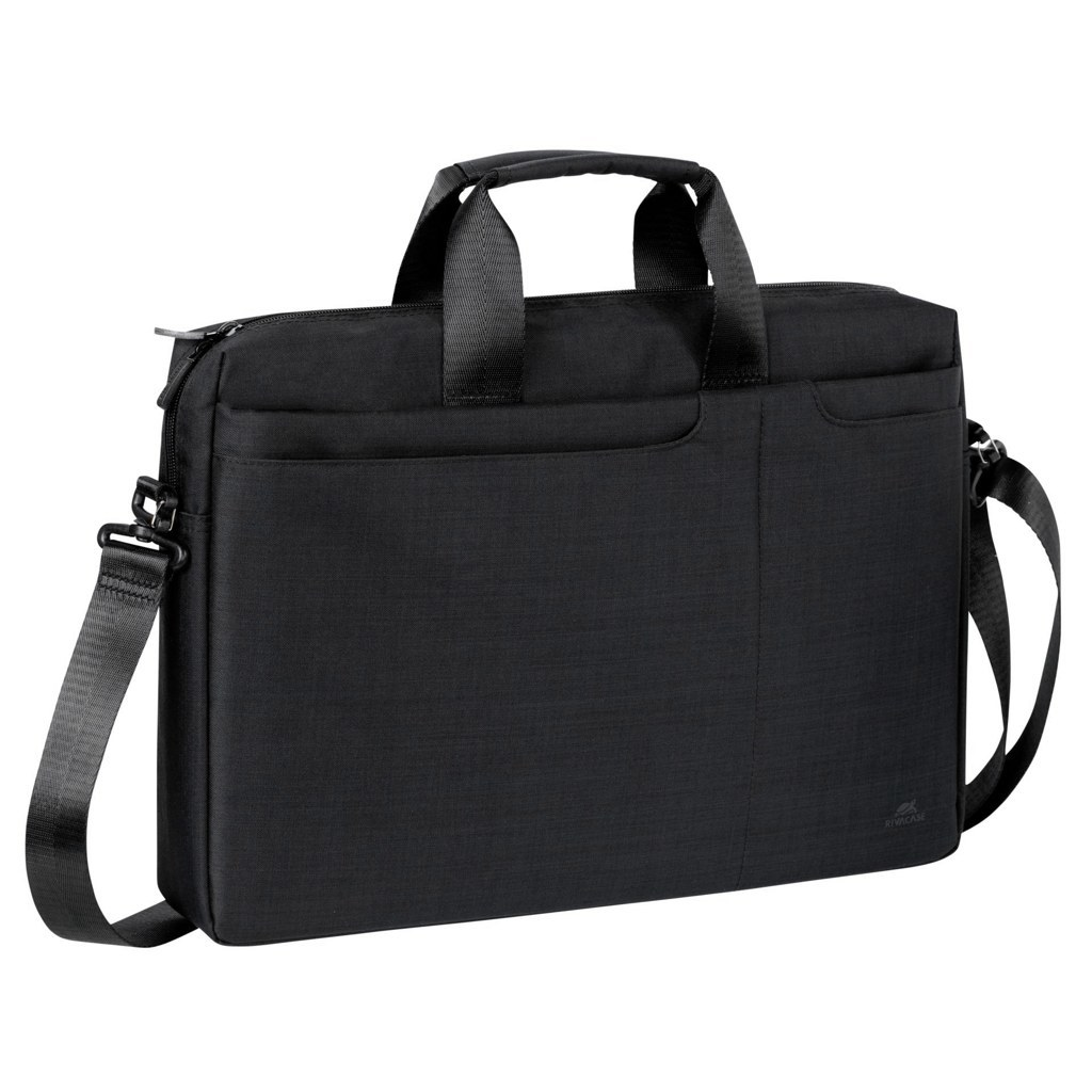 Torba na laptop 15,6 cali Rivacase Biscayne 8335 czarna