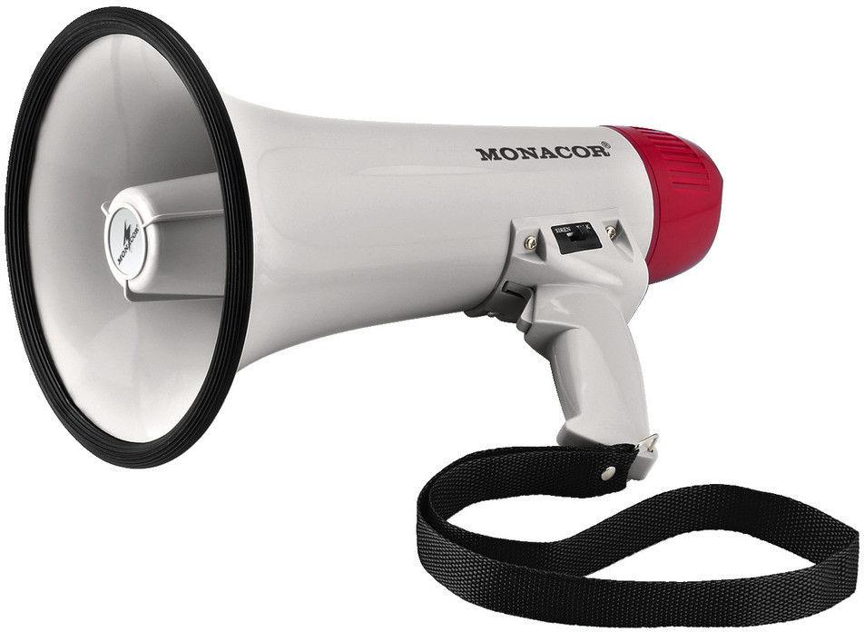 Monacor TM-11, megafon