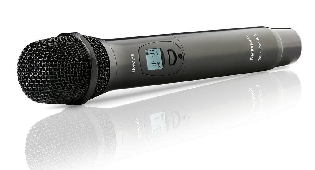 Saramonic UwMic9 (HU9) - mikrofon do systemu bezprzewodowego Mikrofon bezprzewodowy HU9