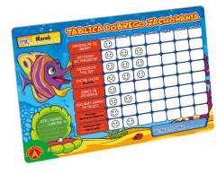 Magnetyczna tablica dobrego zachowania 1550 ALEXANDER (5906018015508)