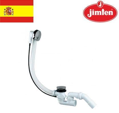 Odpływ wannowy automatyczny z syfonem samoczyszczącym Ø 40/50 400mm