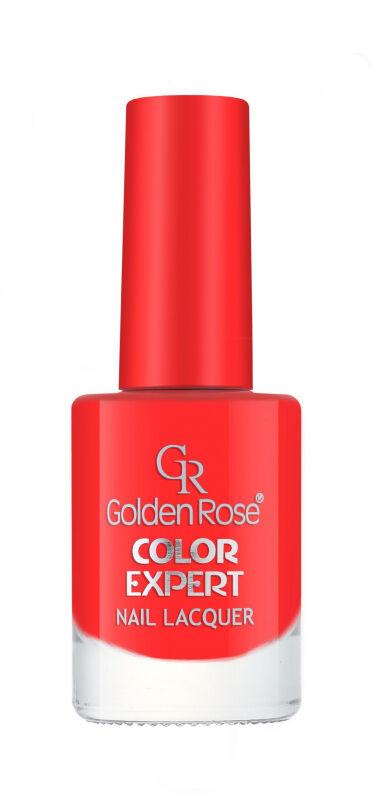 Golden Rose - COLOR EXPERT NAIL LACQUER - Trwały lakier do paznokci - O-GCX - 97