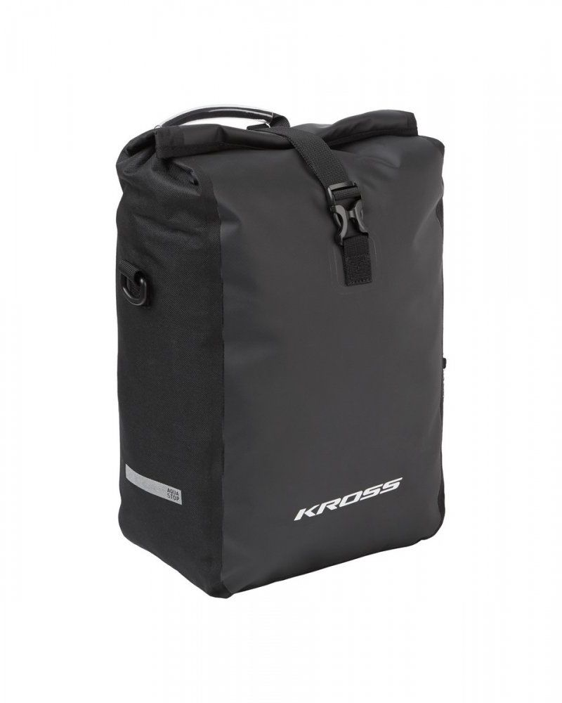KROSS AQUA STOP REAR PANNIER BAG 16L - RATY 0%