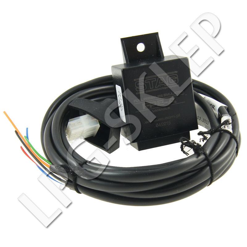 Emulator ciśnienia paliwa uniwersalny AC FPE-A