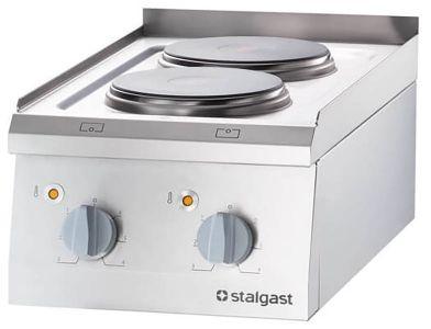Kuchnia Elektryczna Nastawna 2-Polowa 5,2 kW 400 V