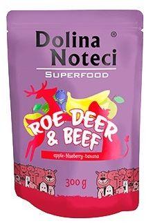 DOLINA NOTECI - Superfood sarnina i wołowina 300g
