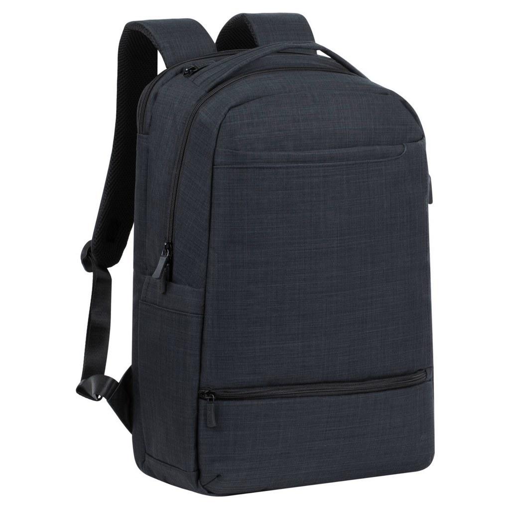Plecak na laptop 17,3 cala Rivacase Biscayne 8365 czarny