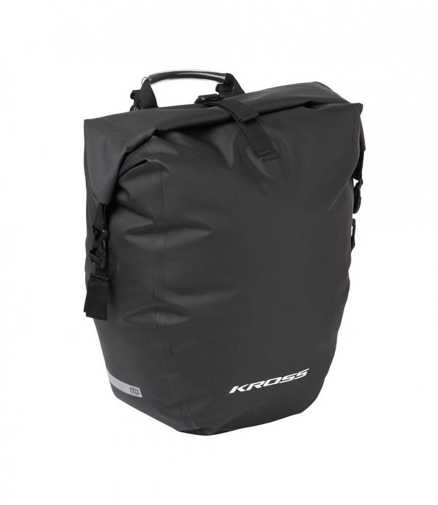 KROSS AQUA STOP REAR PANNIER BAG 25,4L - RATY 0%