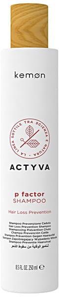 Kemon Actyva P Factor szampon wypadanie włosów 250ml