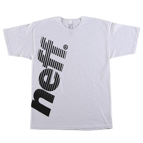 t-shirt męski NEFF CORP FADER WHITE
