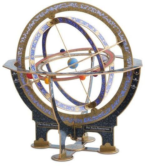 Sfera armilarna - Domowe Planetarium