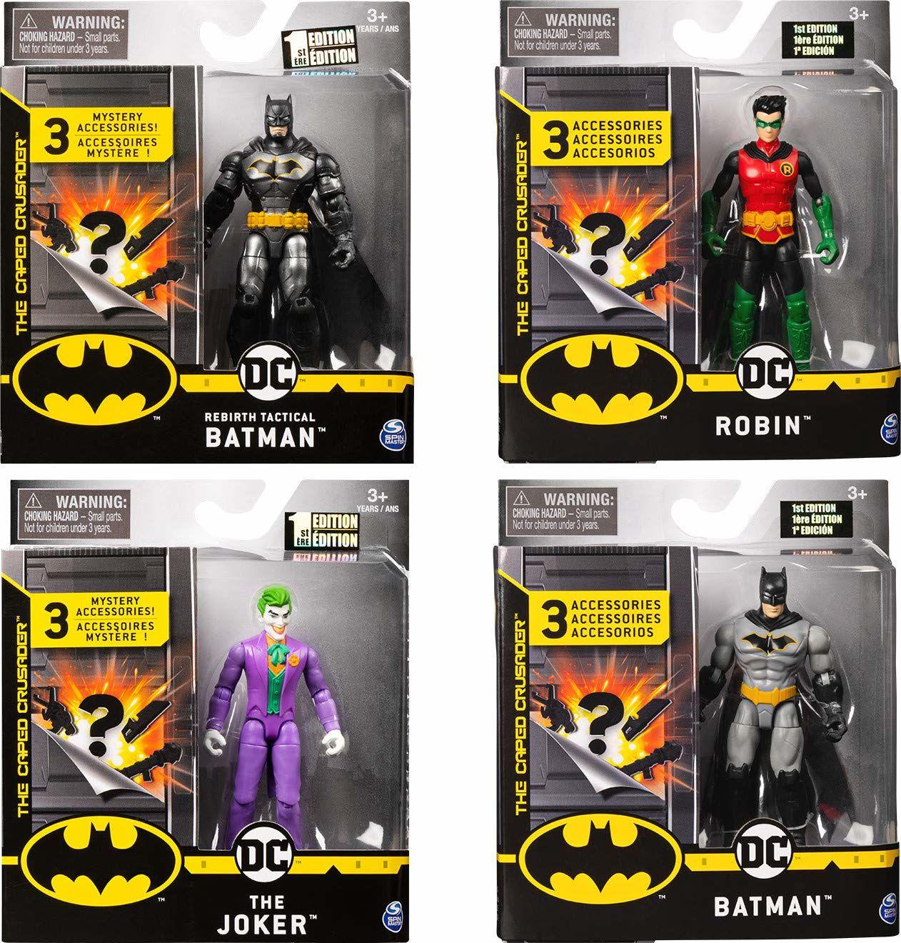 """Batman figurka 4"""" Ast."""