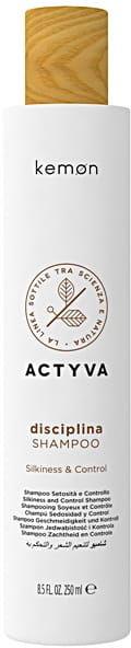 Kemon Actyva Disciplina szampon 250ml