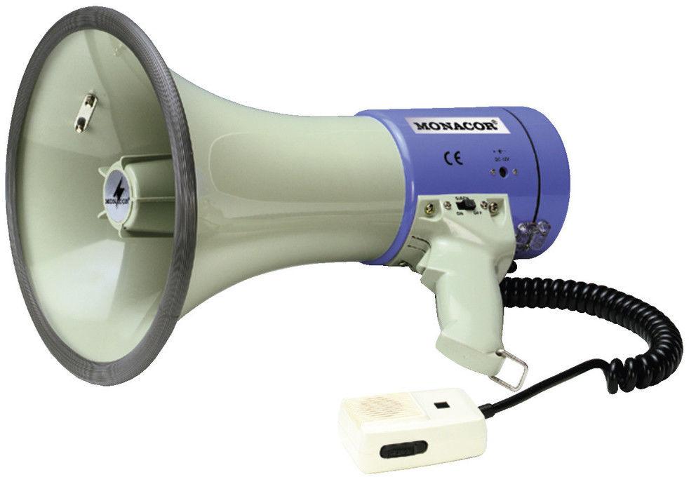 Monacor TM-27, megafon