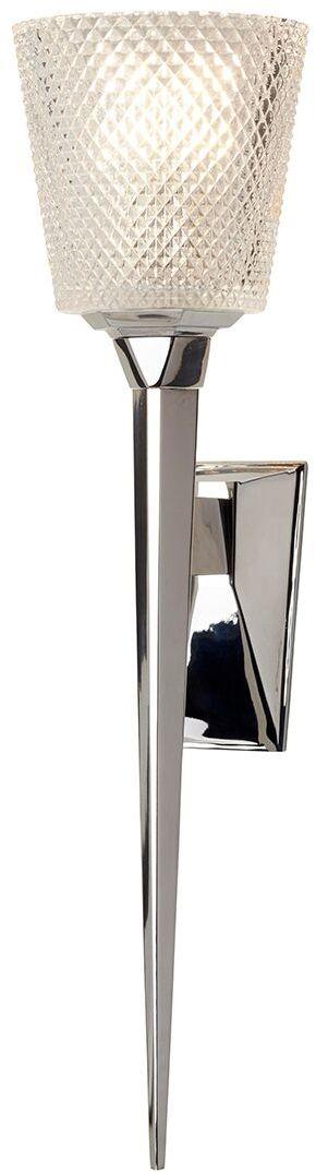 Kinkiet Verity PC Elstead lighting oprawa łazienkowa w kolorze polerowanego chromu