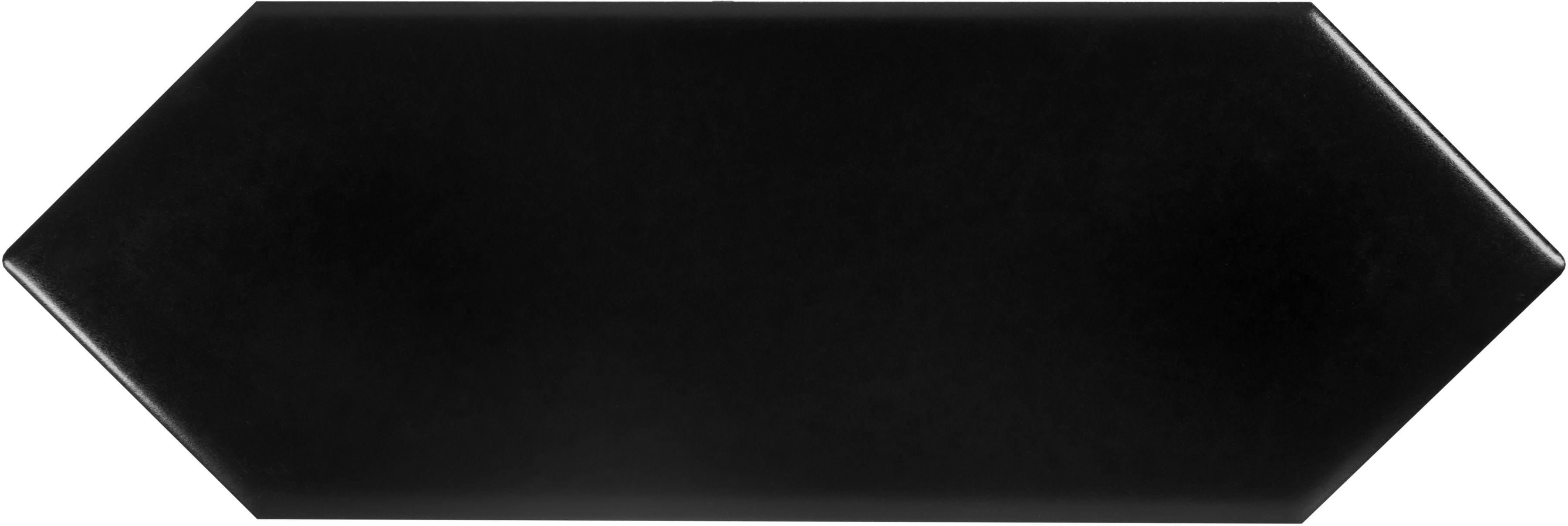 Dunin Tritone Black Matt 01 7,5x22,7 płytka ścienna