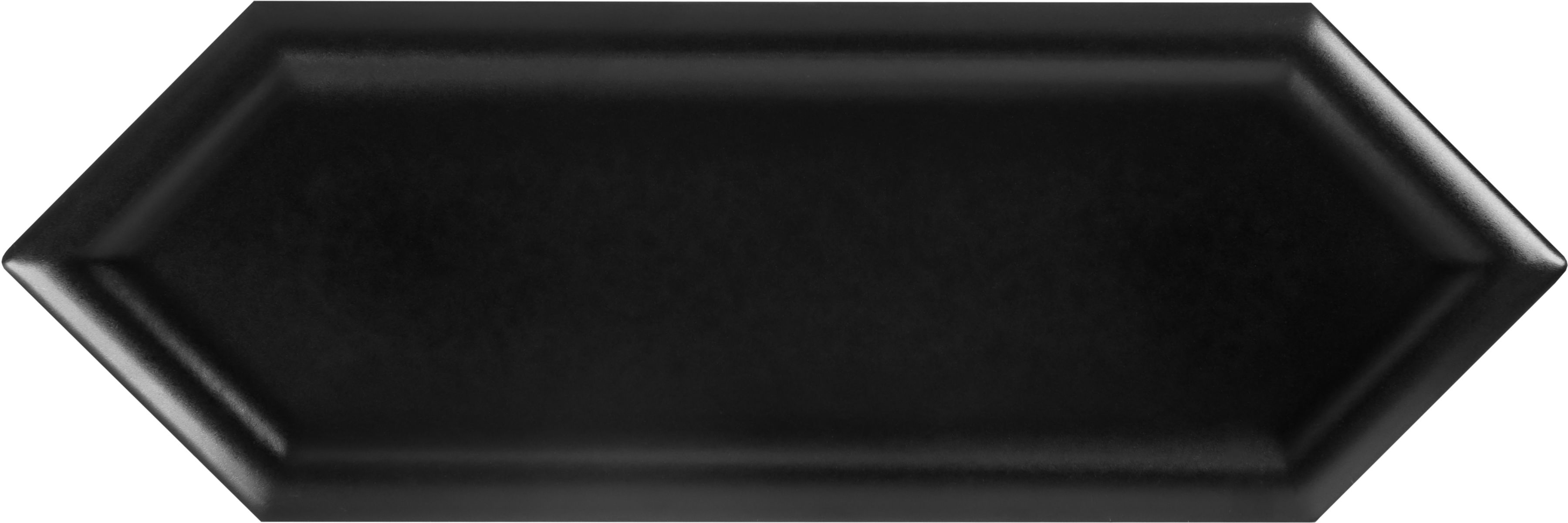 Dunin Tritone Black Matt 02 7,5x22,7 płytka ścienna