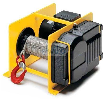RPE 10-6 - wciągarka linowa, elektryczna, siła ciągnienia 1000kg