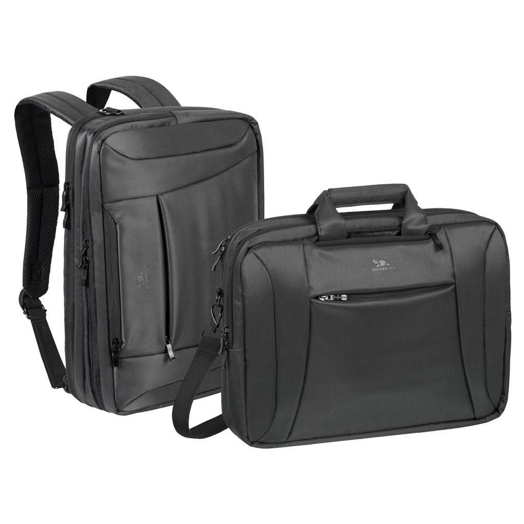 Torba-plecak na laptopa 16 cali Rivacase Central 8290 czarna