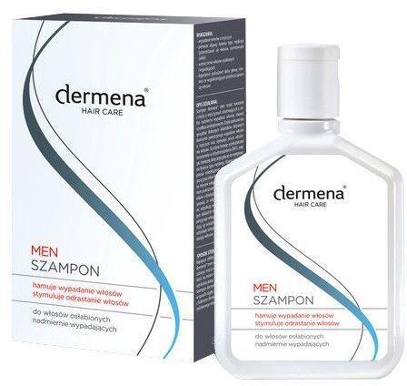 Dermena Men Szampon hamujący wypadanie włosów 200ml