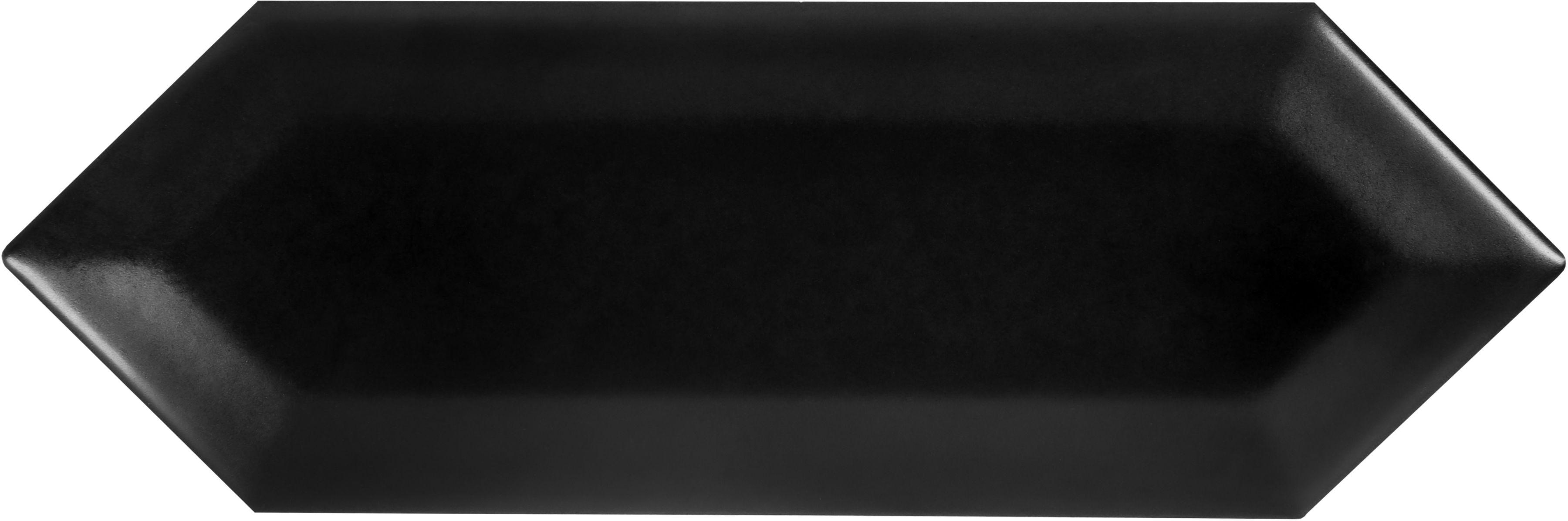 Dunin Tritone Black Matt 03 7,5x22,7 płytka ścienna
