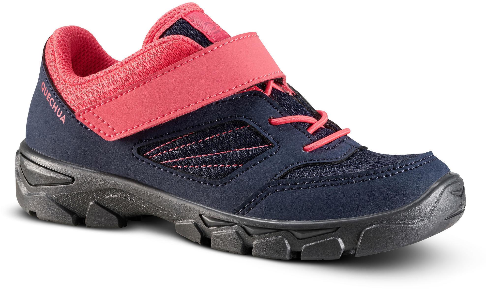 Buty turystyczne niskie MH100 dla dzieci