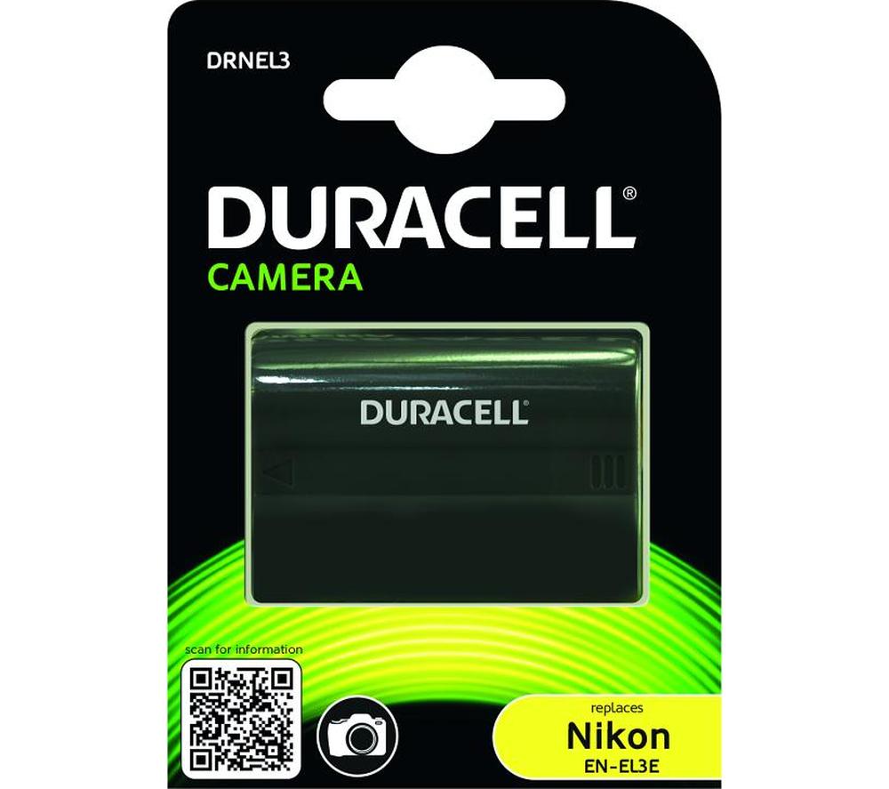 Duracell DRNEL3 - akumulator / zamiennik EN-EL3E do Nikon / 1400mAh