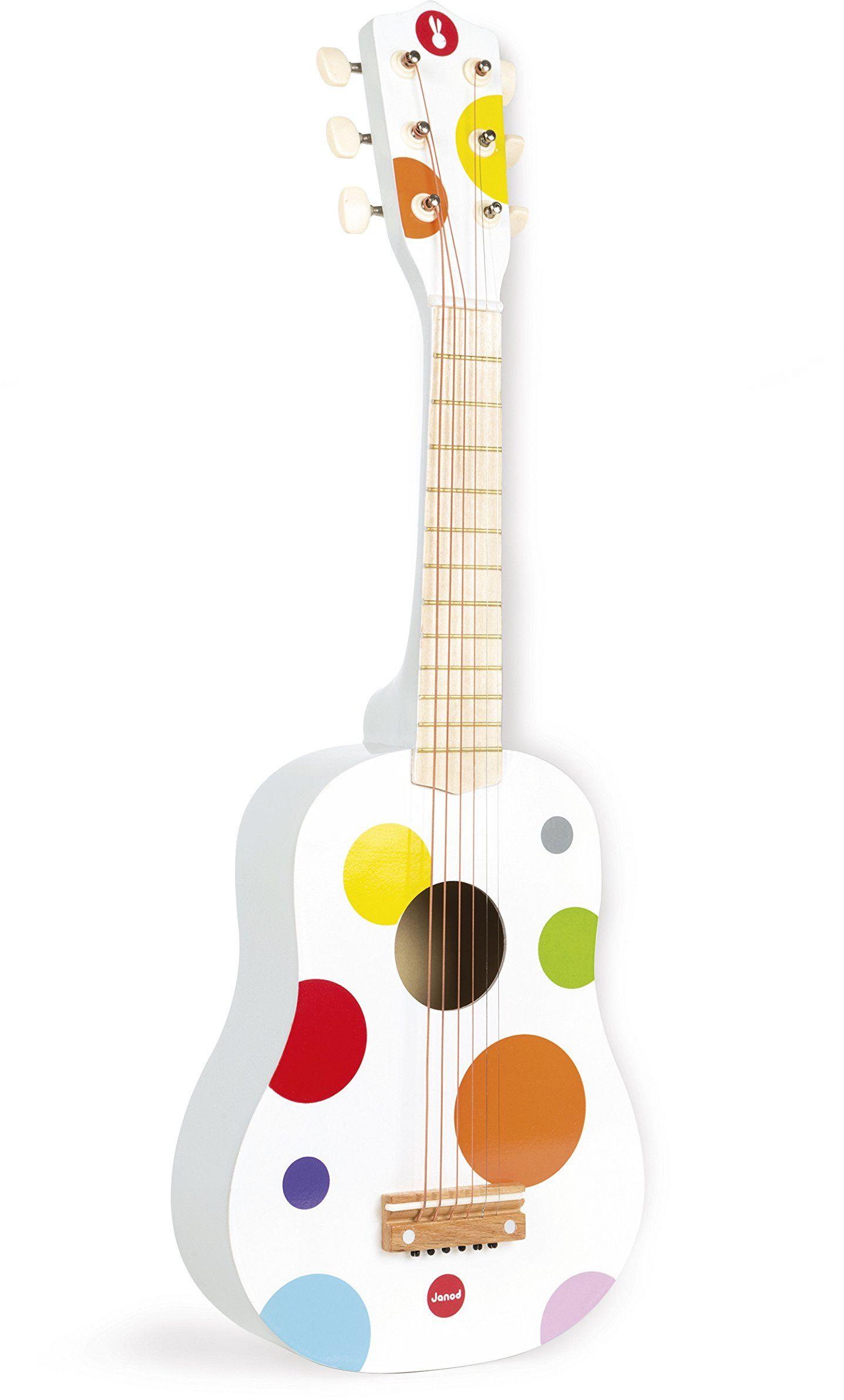 Janod J07598 gitara konfetti