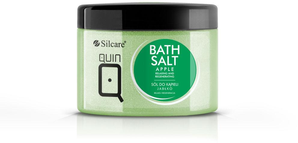 Sól do kąpieli QUIN Jabłko 350 g