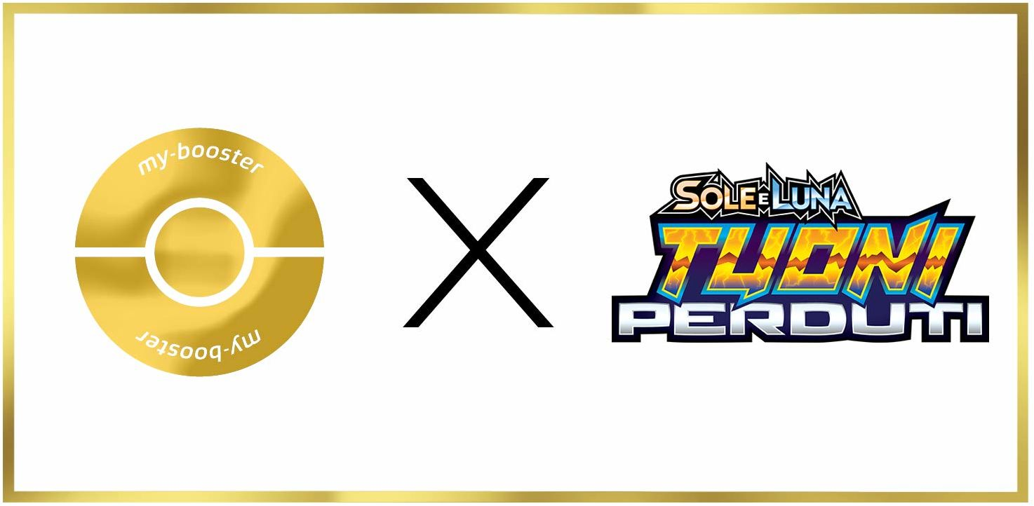 Mixer Perduto (Lost Blender) 233/214 błyszczący Traner - #myboost X Sole E Luna 8 Tuoni Perduti pudełko 10 włoskich kart pokemon