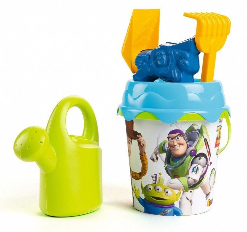 Zestaw Zabawek do Piasku Ogrodu na Plażę z Konewką Toy Story