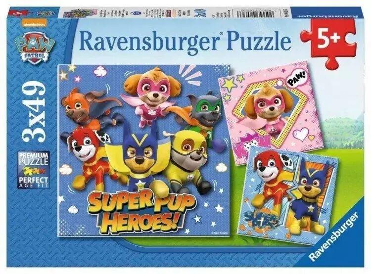 Puzzle 3x49 Psi Patrol