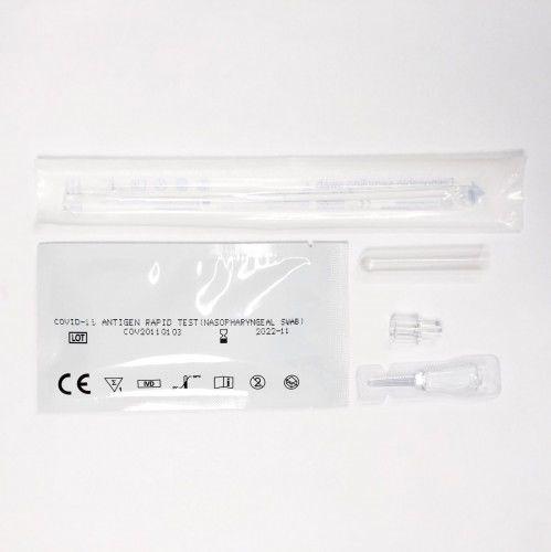 Testy Diagnostyczny Antigen Covid Rapid Test 1szt