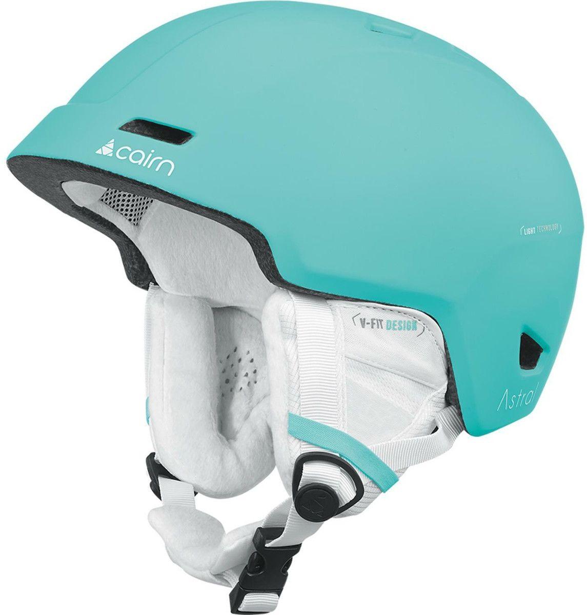 CAIRN kask zimowy narciarski/snowboardowy ASTRAL miętowy Rozmiar: 59-60,060614058