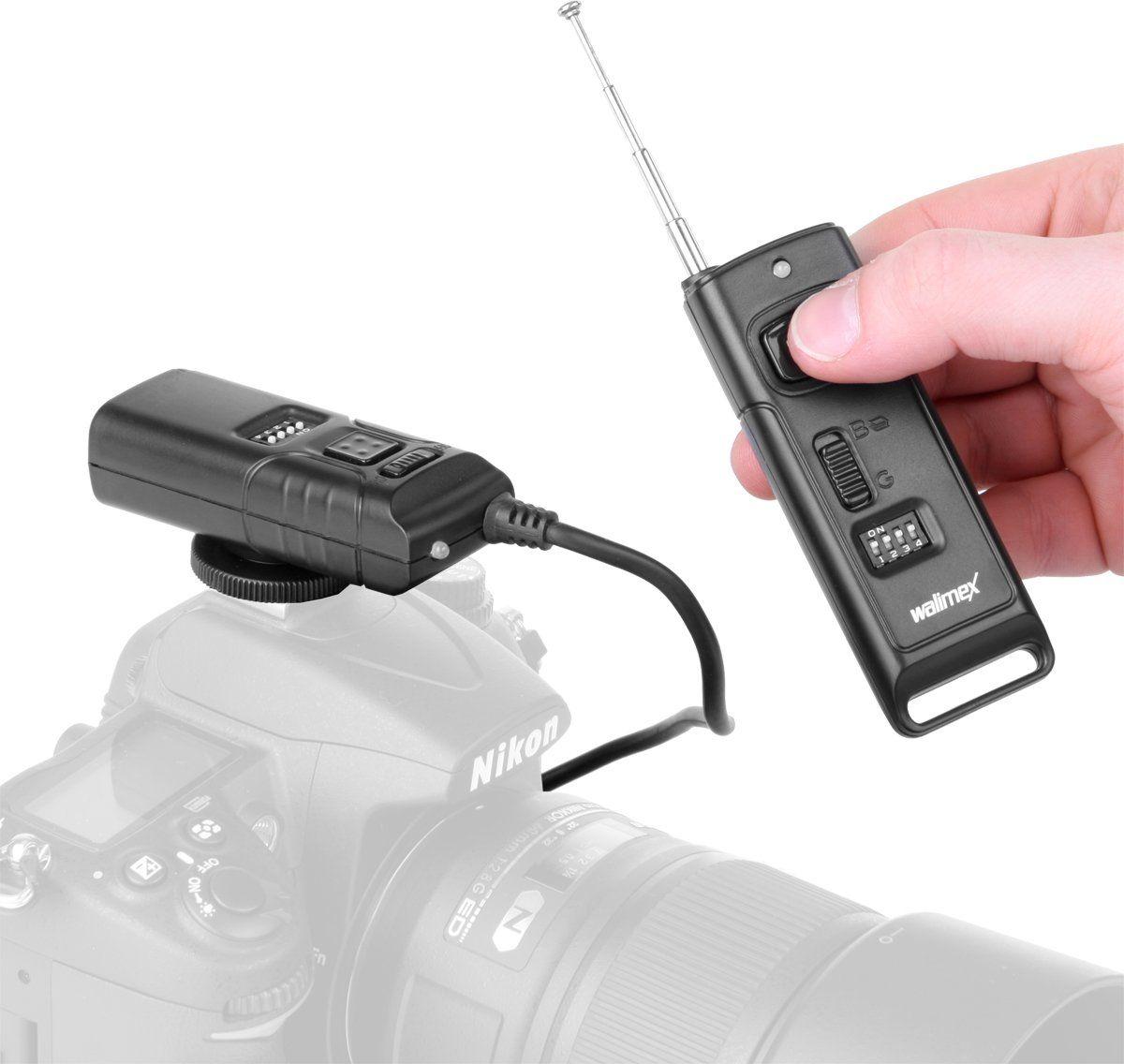Walimex Pilot zdalnego wyzwalania migawki aparatu do Nikon N3