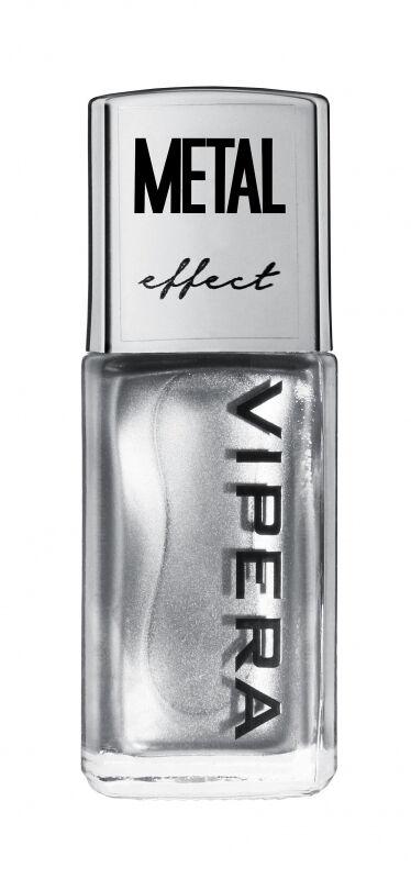 VIPERA - METAL EFFECT - Metaliczny lakier do paznokci - 930 - SILVER