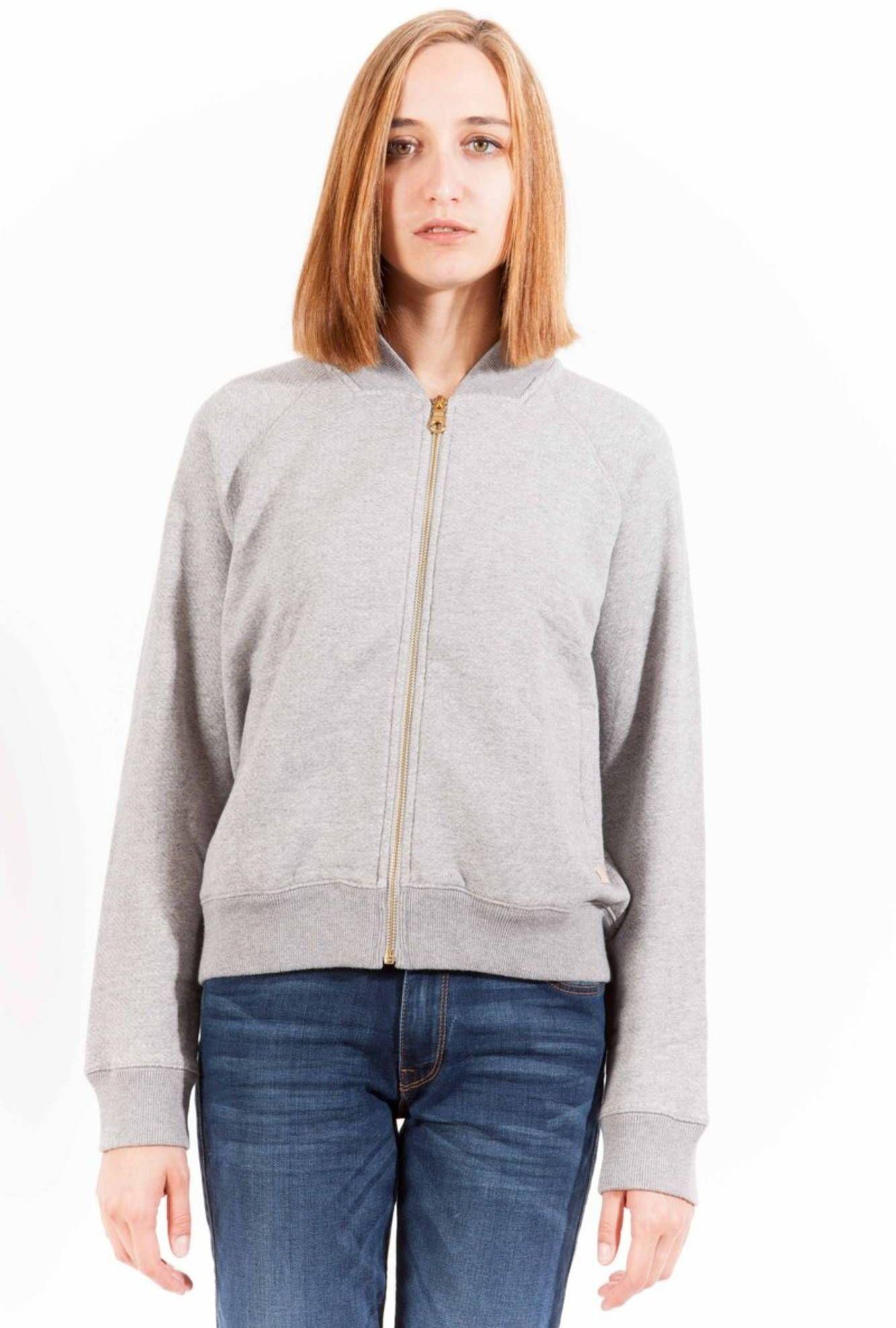 GANT Sweatshirt with zip Women