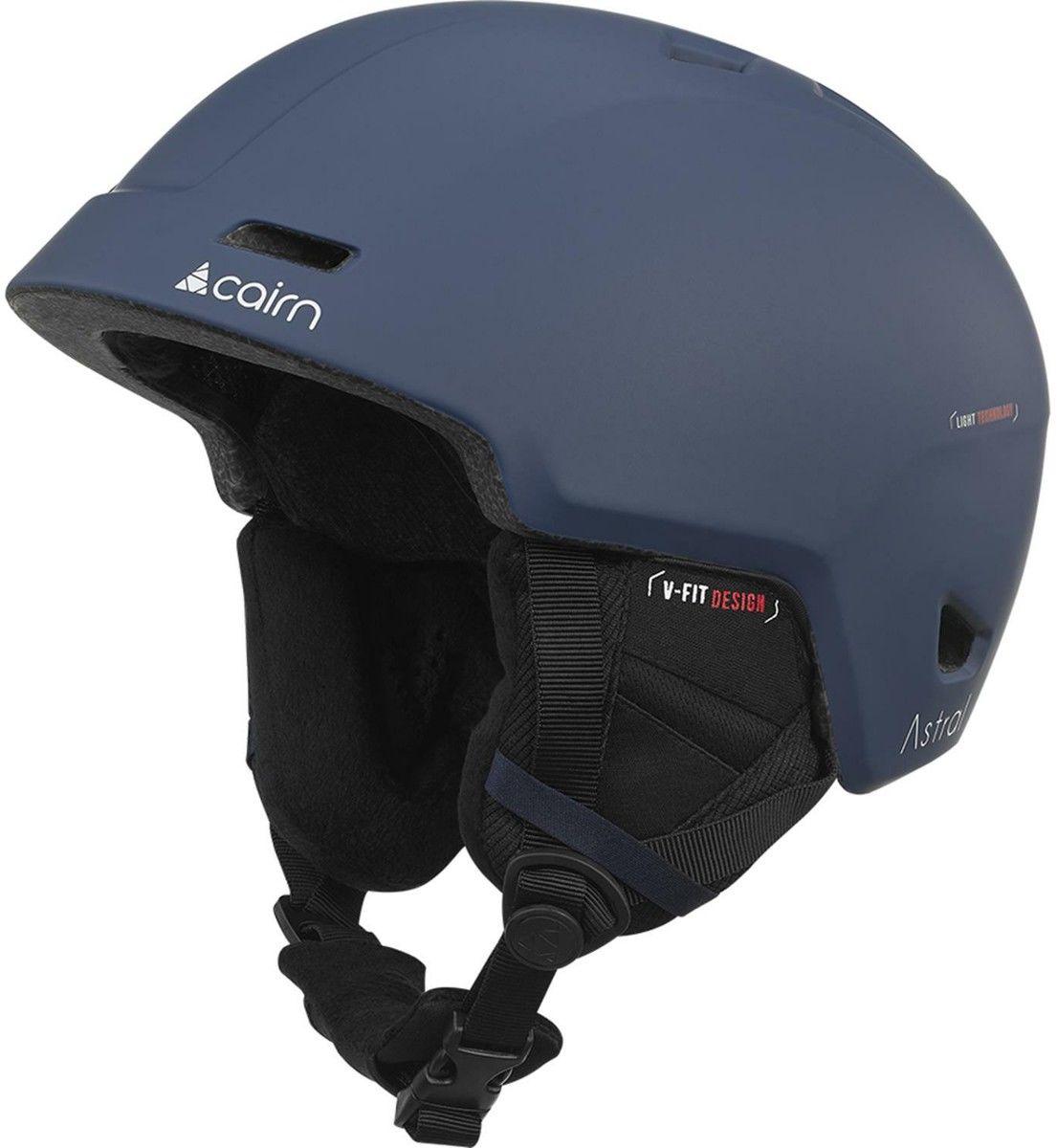CAIRN kask zimowy narciarski/snowboardowy ASTRAL granatowy Rozmiar: 57-58,060614090