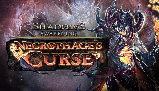 Shadows: Awakening - Necrophage''s Curse (PC) Klucz Steam