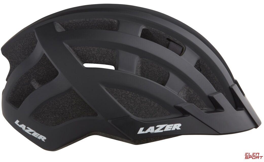 Kask rowerowy Lazer Petit DLX (50-56) czarny