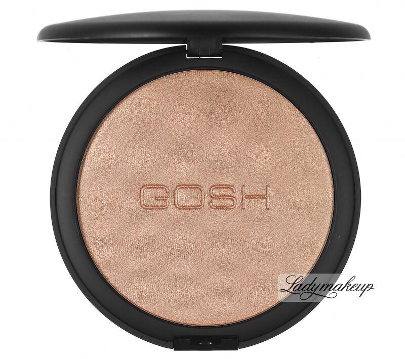 GOSH - GIANT SUN POWDER - Puder opalizujący do twarzy i ciała - 001
