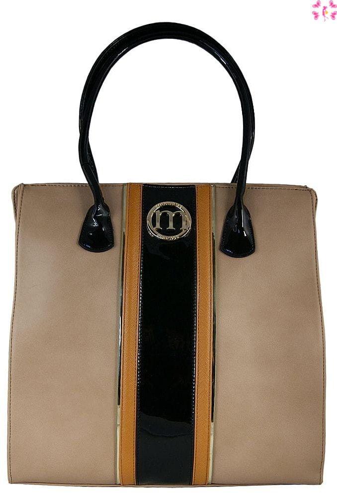 Duża klasyczna torebka damska Monnari