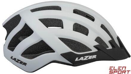 Kask rowerowy Lazer Petit DLX (50-56) biały
