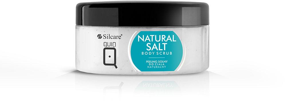 Naturalny Peeling do ciała QUIN Solny 300 ml